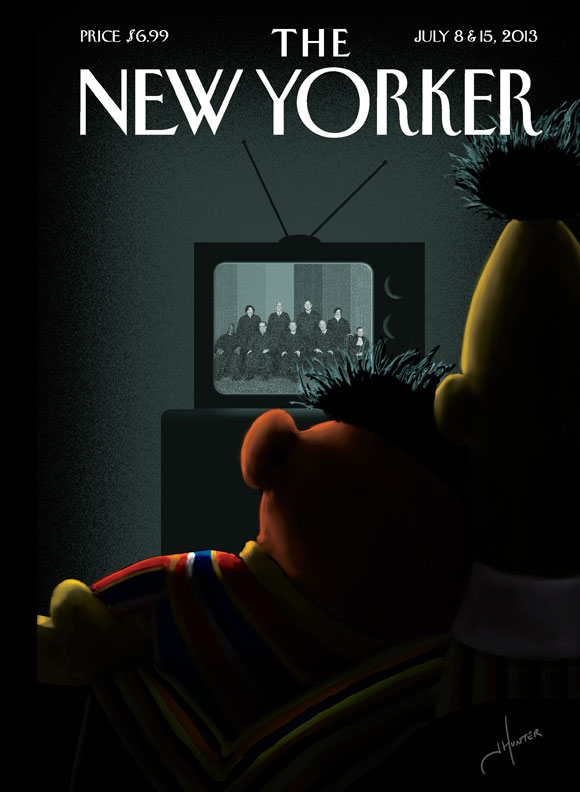 Sometimes two puppets really are just friends (www.newyorker.com).