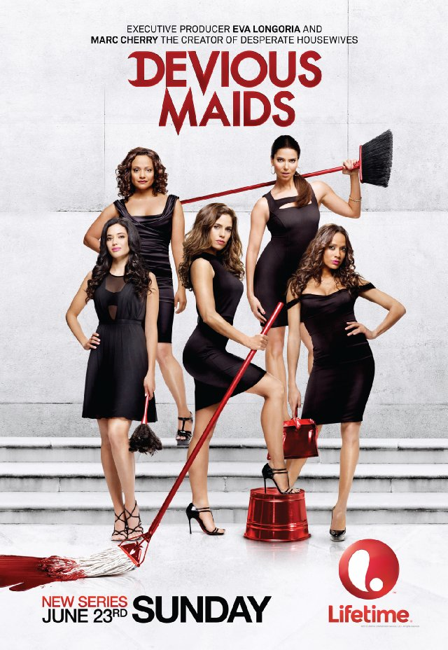 "The ""devious maids"" (imdb.com)."