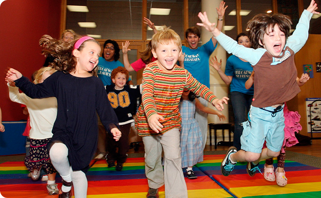 Happy preschoolers (www.k-12news.com).