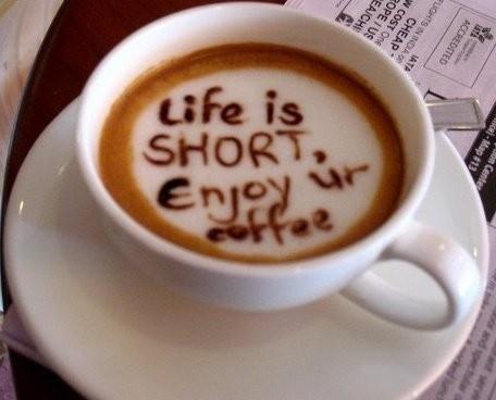 Start your day happy (favim.com).
