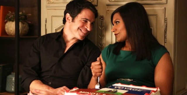 Mindy and Danny, a modern American twist on Bridget and Darcy (hypable.com).
