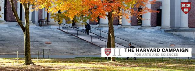Harvard Yard, where it all begins (campaign.harvard.edu).