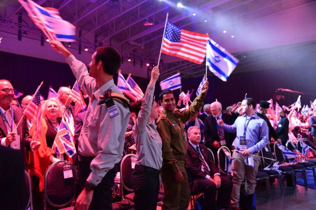 CUFI celebrates friendship between the US and Israel, Christians and Jews (photo by CUFI).