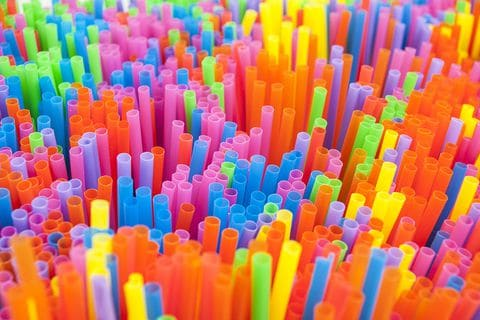 Colorful-Straws