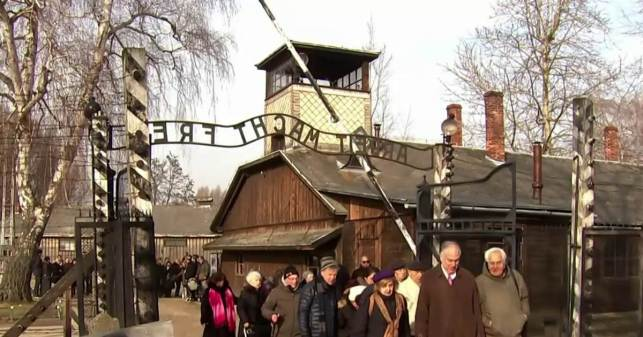 Auschwitz-75-anniversary