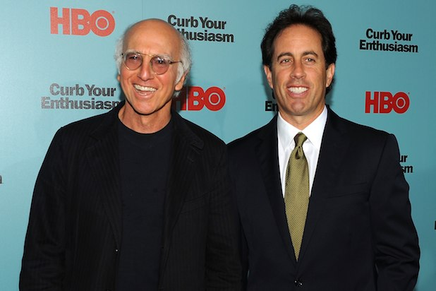 """HBO Presents A Special Screening Of """"Curb Your Enthusiasm"""" - Arrivals"""